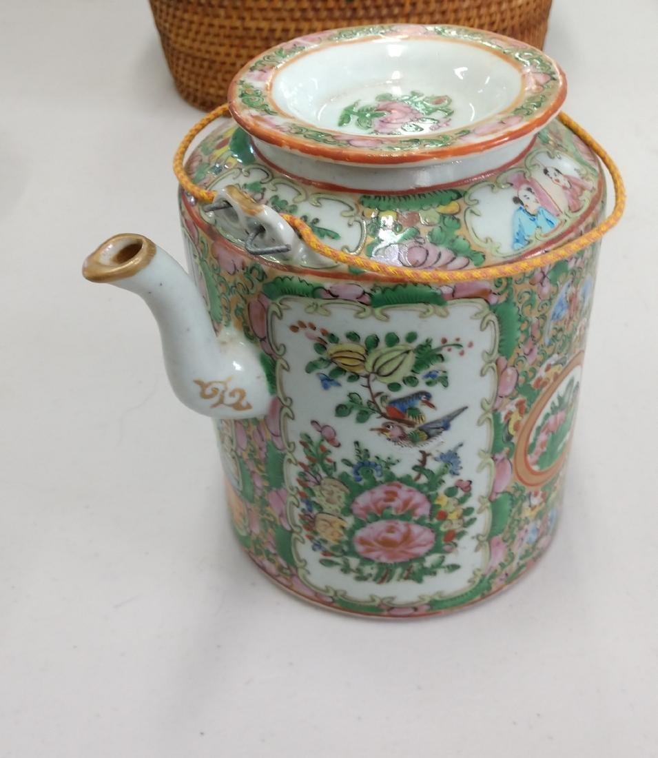 Chinese Tea Pot - 5