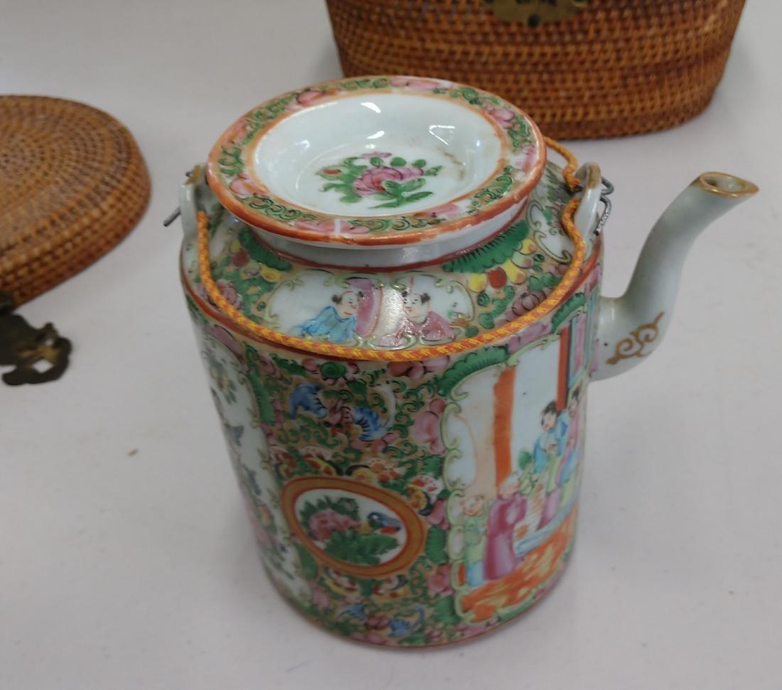Chinese Tea Pot - 6