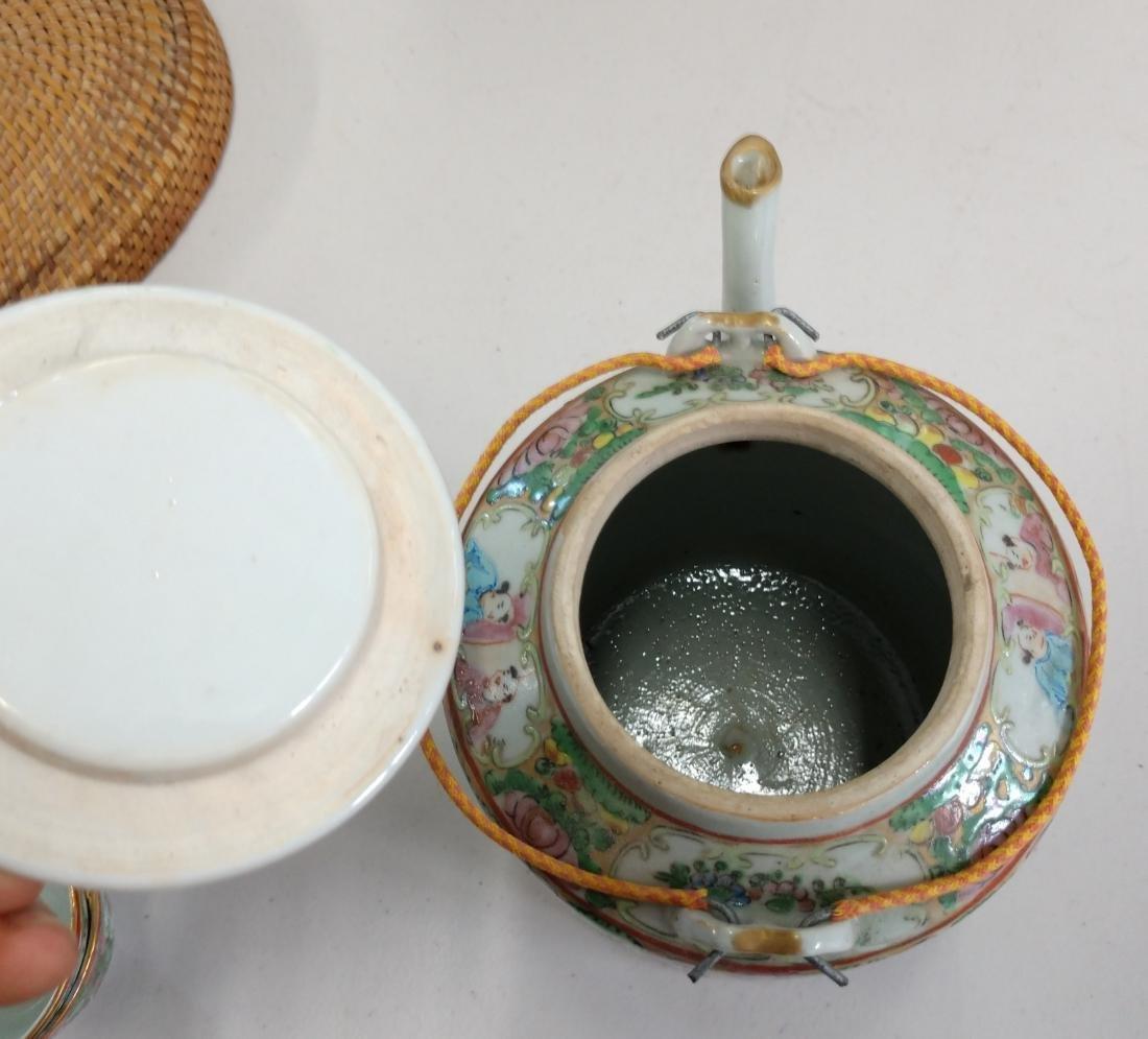 Chinese Tea Pot - 7