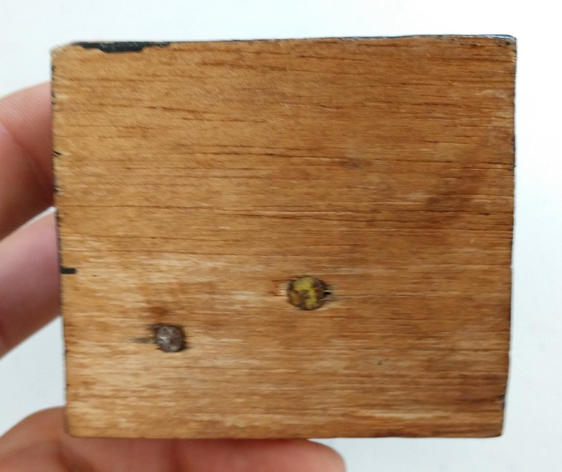 Wood Totem Pole - 8