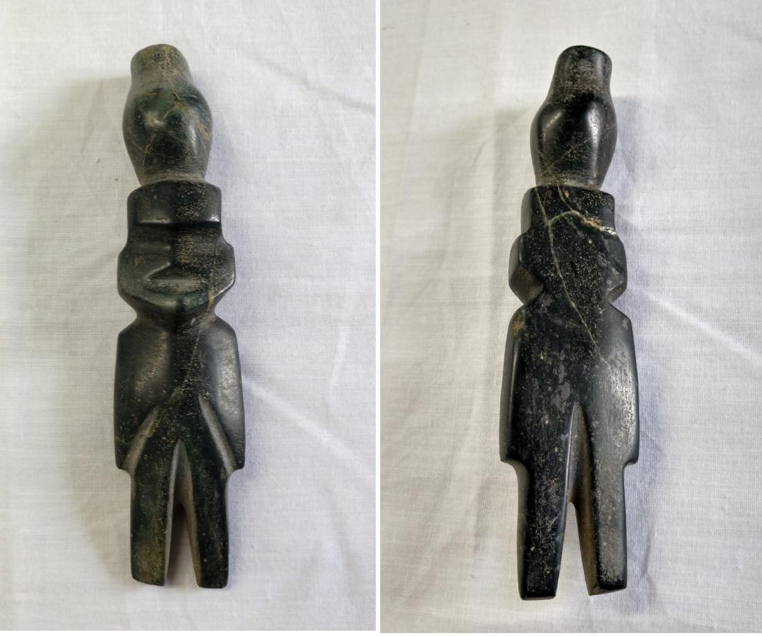 4 Mezcala Figures - 9