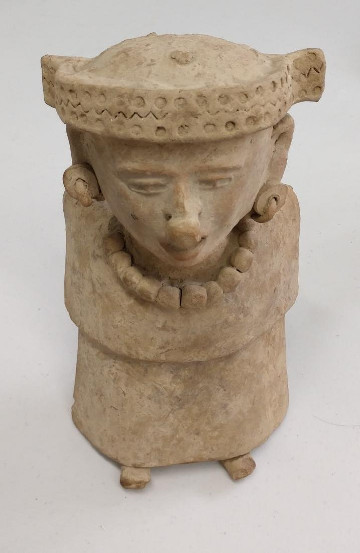 Large Veracruz Figure