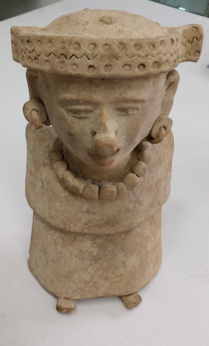 Large Veracruz Figure - 3