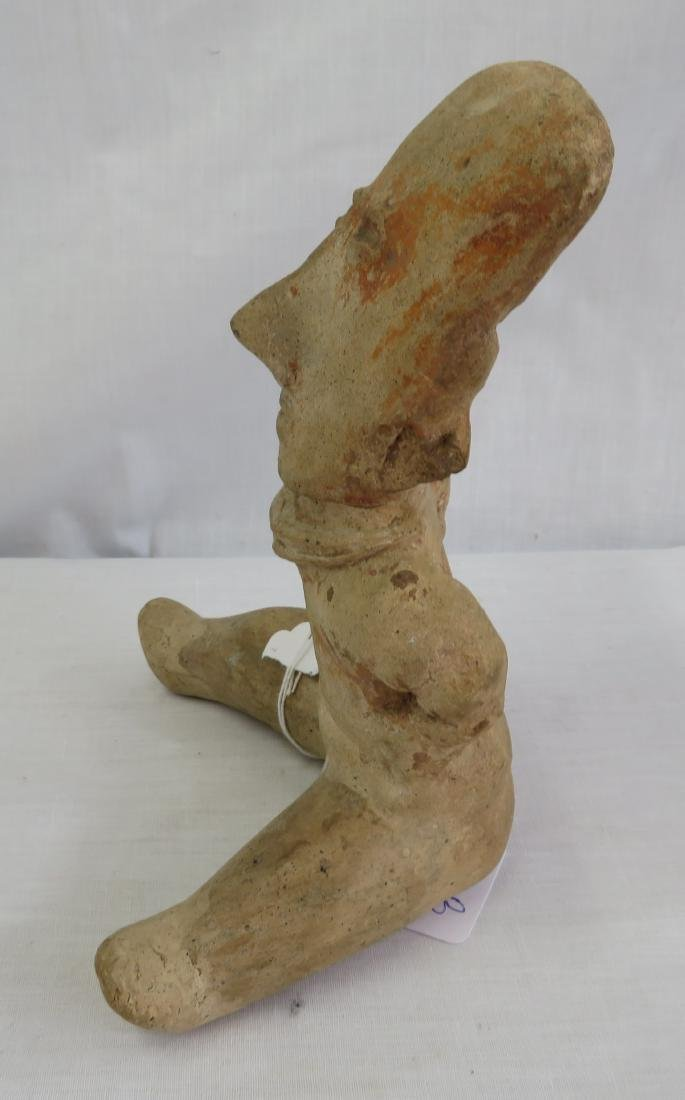 Chinesco Seated Figure - 8