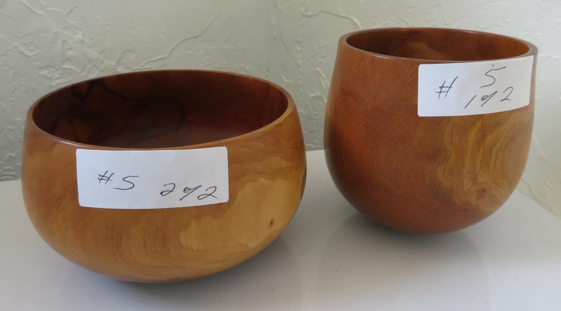 Pair of Hawaiian Bowls