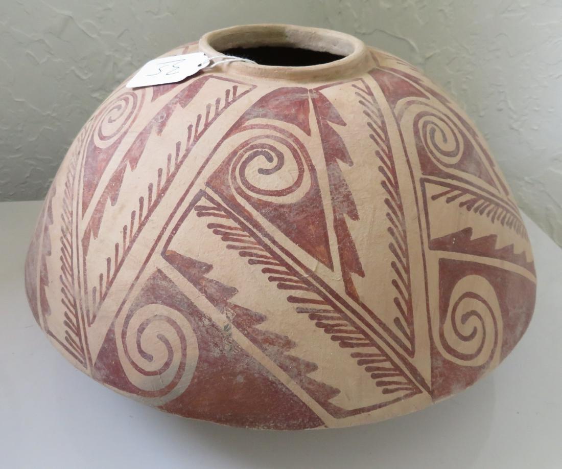 Large Hohokam-style Bowl - 3