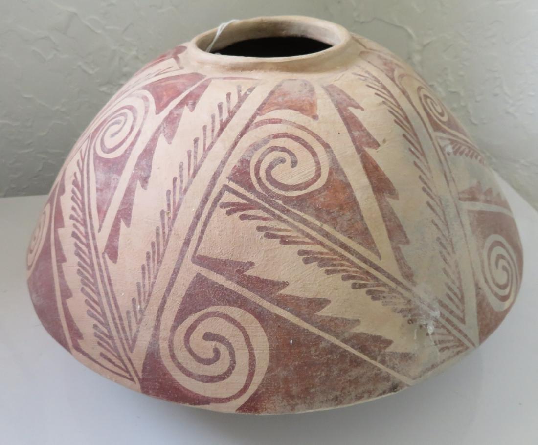 Large Hohokam-style Bowl - 4