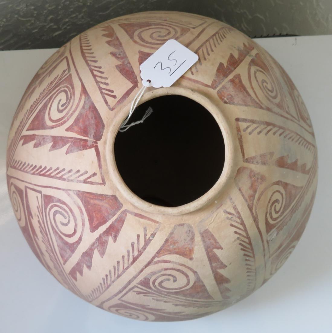 Large Hohokam-style Bowl - 5