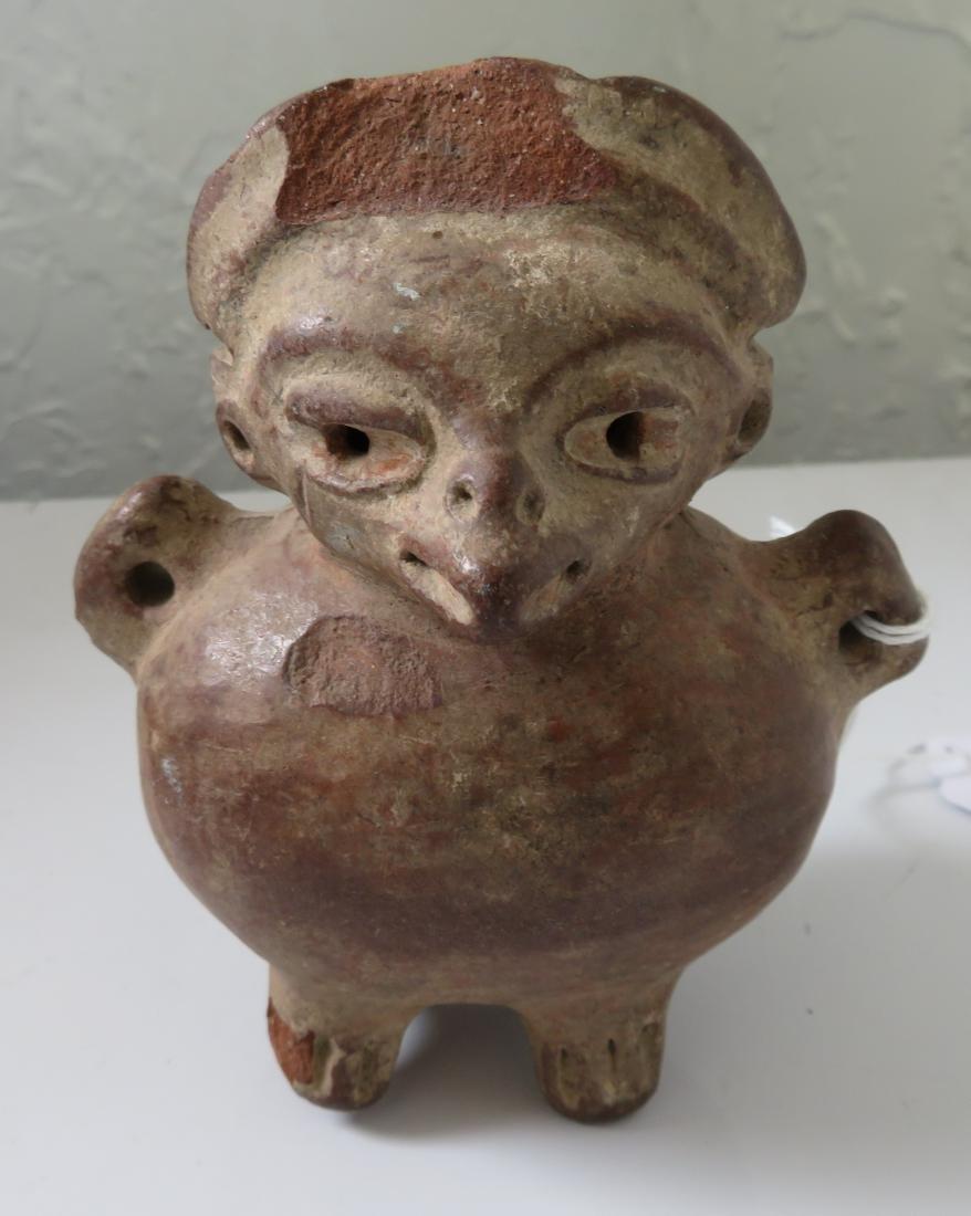 Pre-Columbian 4-Leg Figure