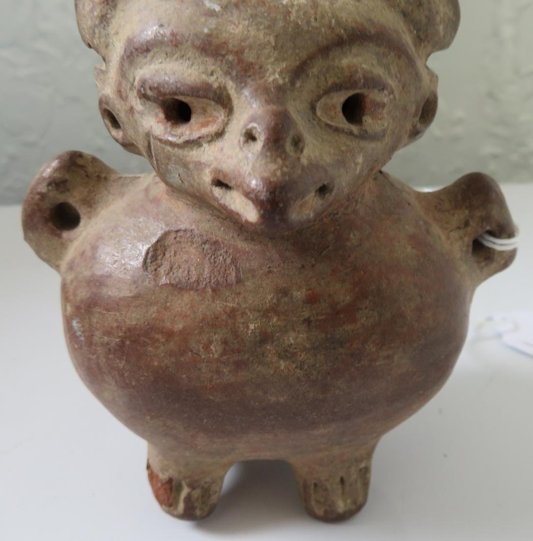Pre-Columbian 4-Leg Figure - 3