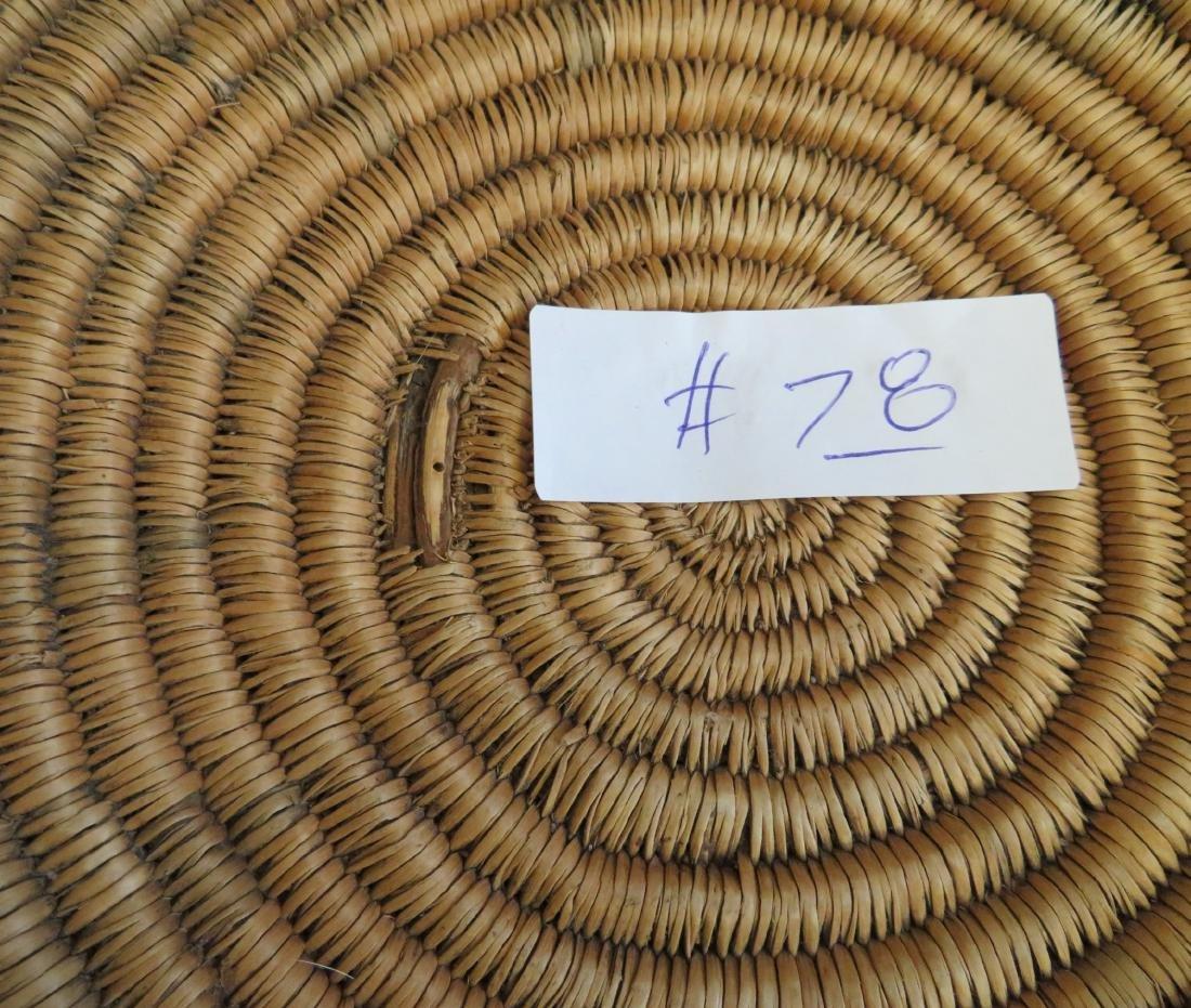 Navajo Wedding Basket - 5