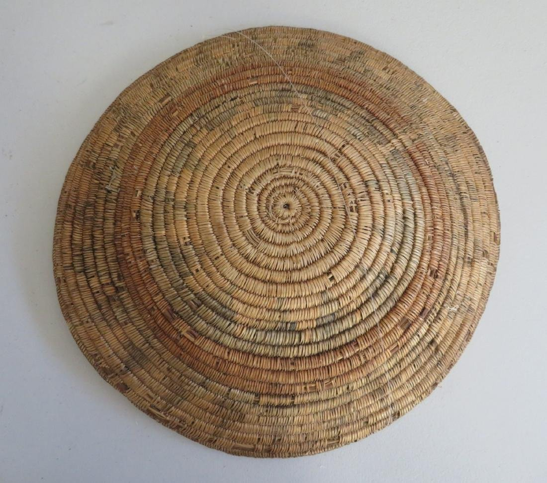 Navajo Wedding Basket - 6