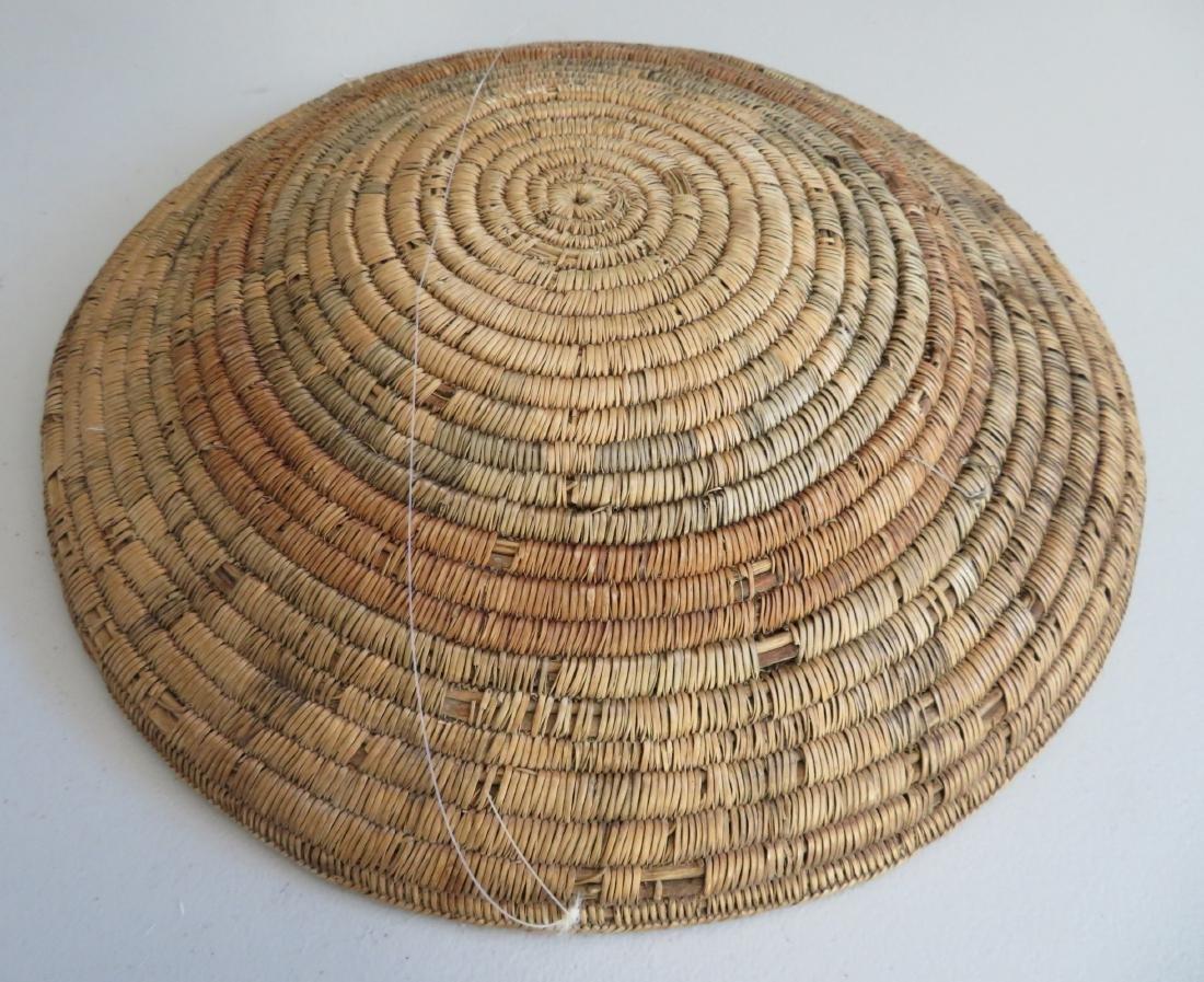 Navajo Wedding Basket - 8