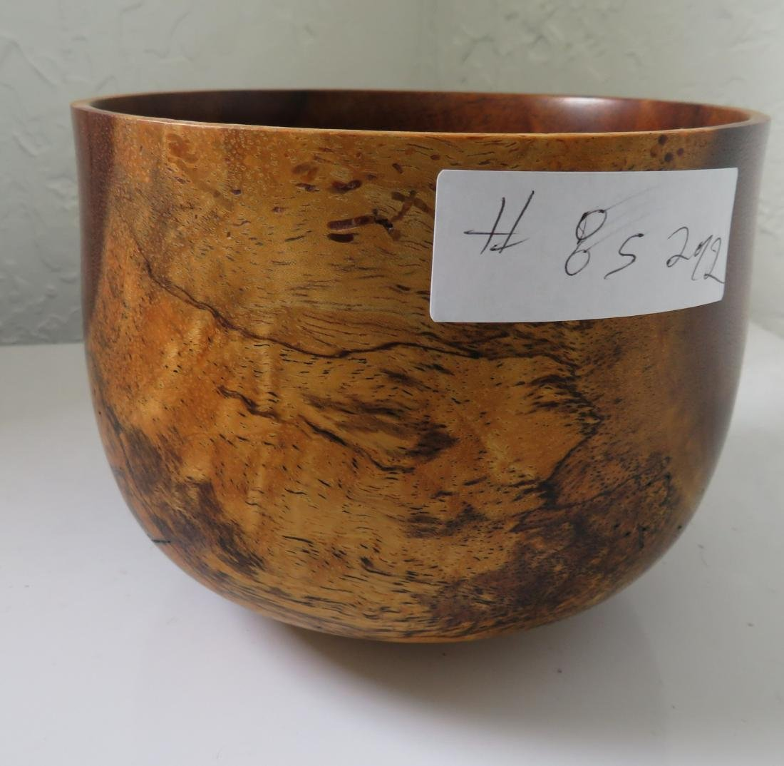 2 Hawaiian Wood Bowls - 10