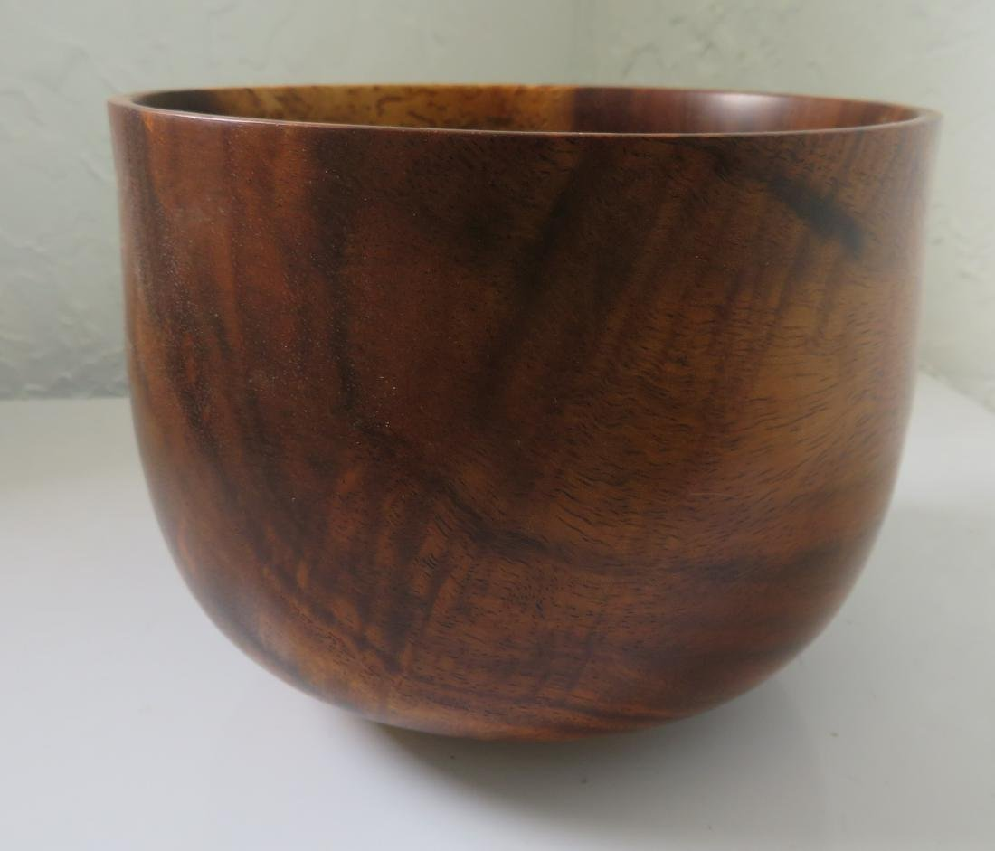 2 Hawaiian Wood Bowls - 8