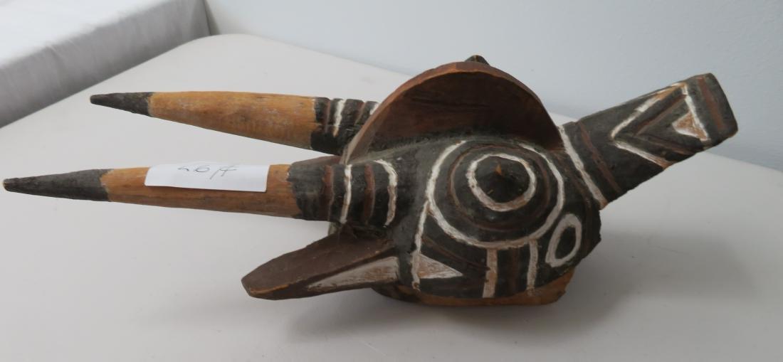 Bobo African Wood Mask - 4