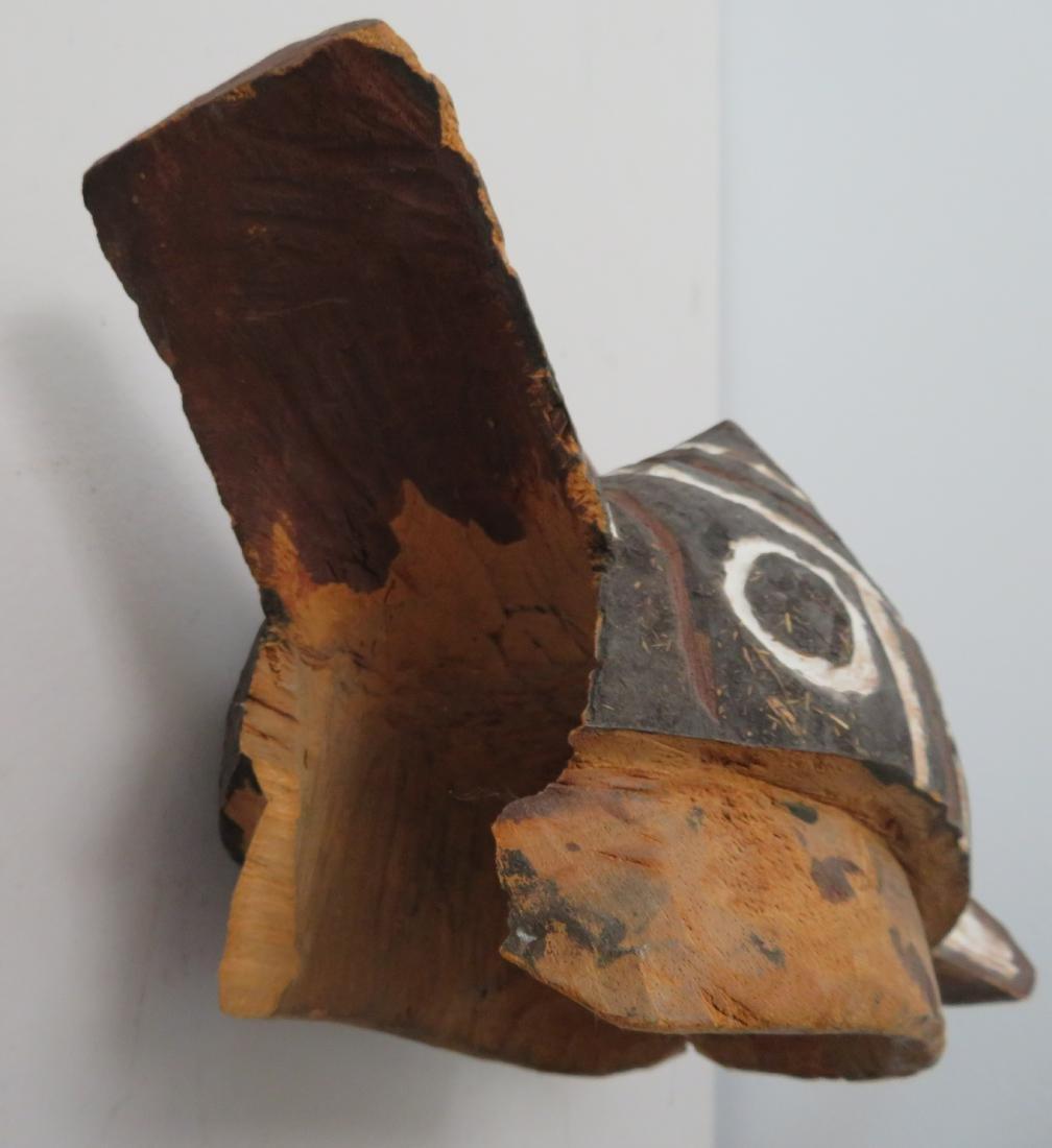 Bobo African Wood Mask - 8