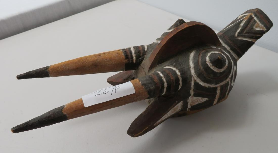 Bobo African Wood Mask - 9