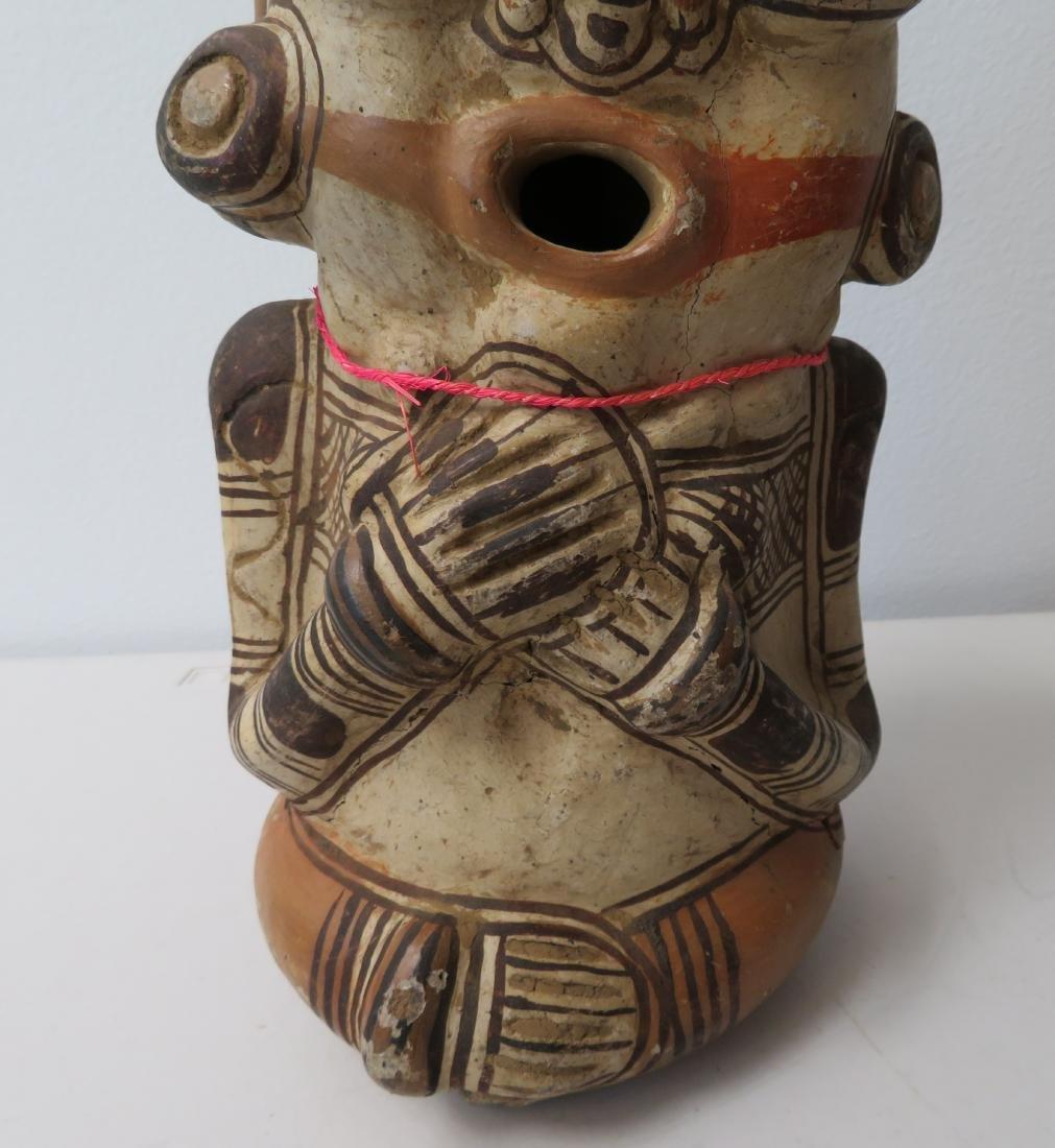 Large Pre-Columbian Figure - 3