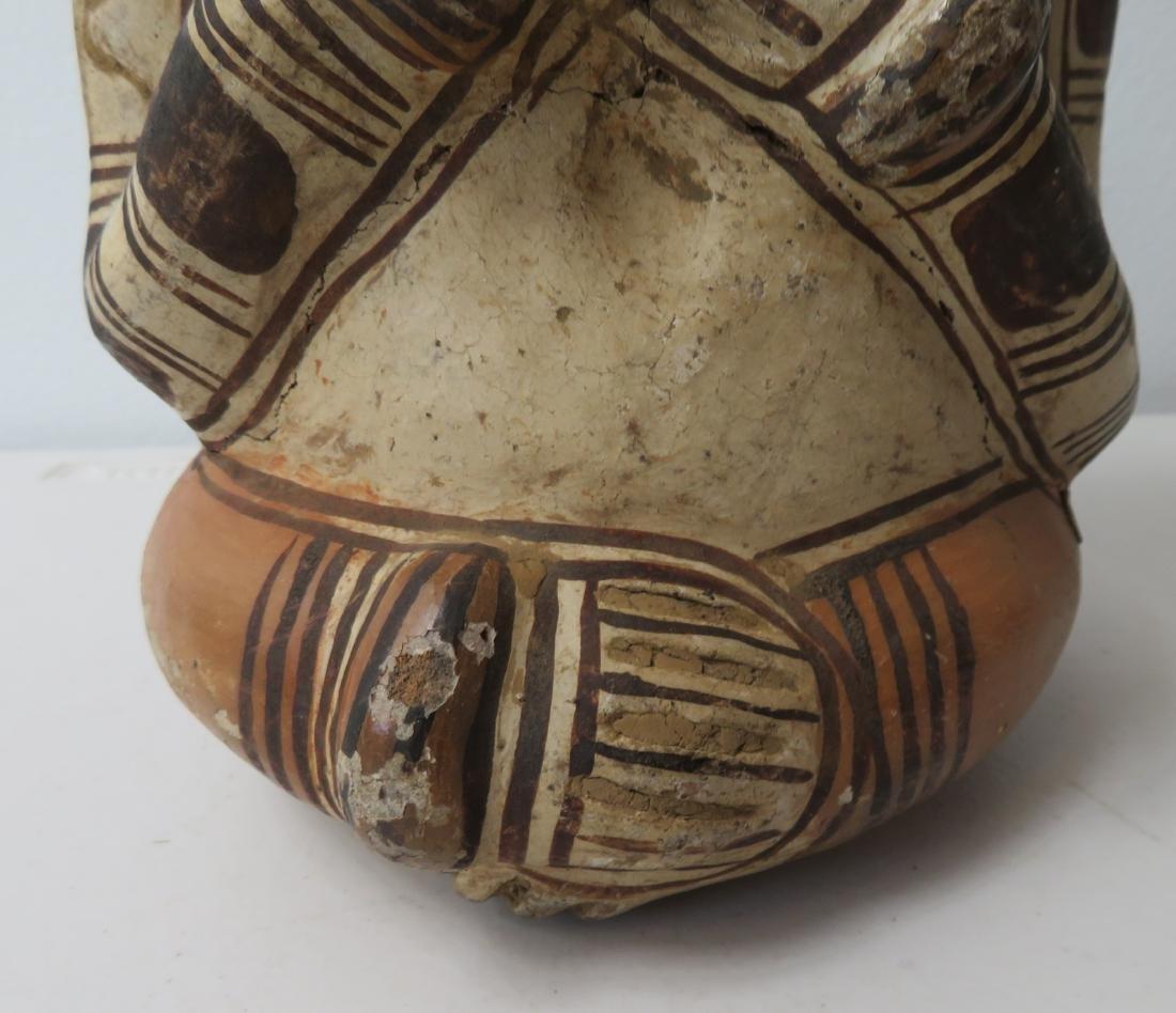 Large Pre-Columbian Figure - 4