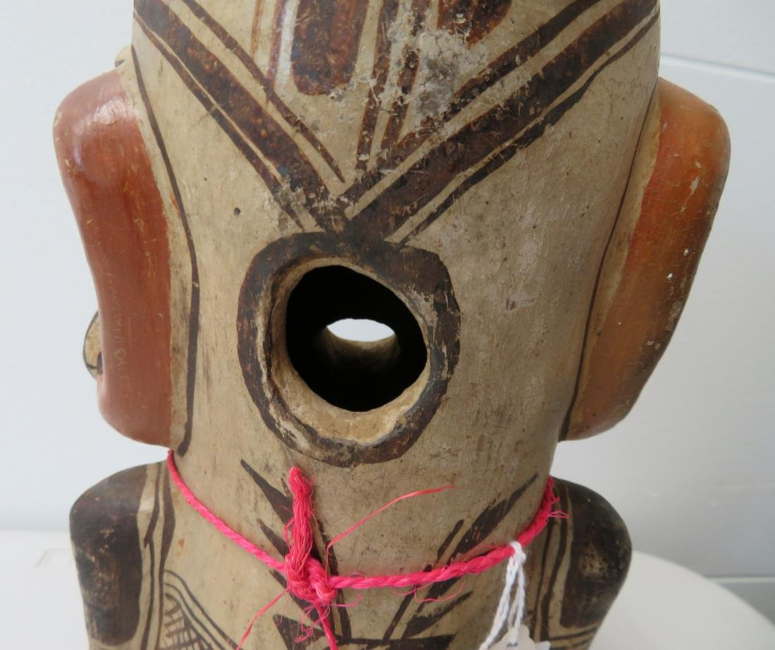 Large Pre-Columbian Figure - 9