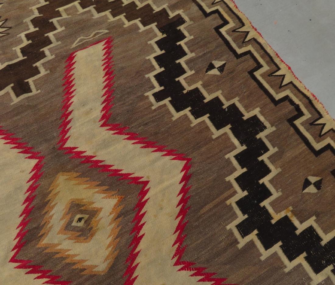 Large Navajo Rug - 6