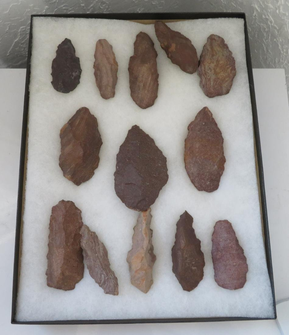 Collection of Paleo Tools