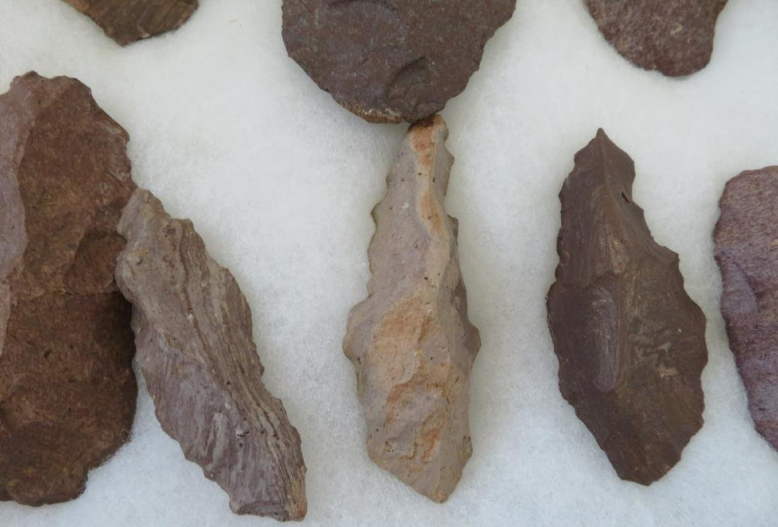 Collection of Paleo Tools - 3