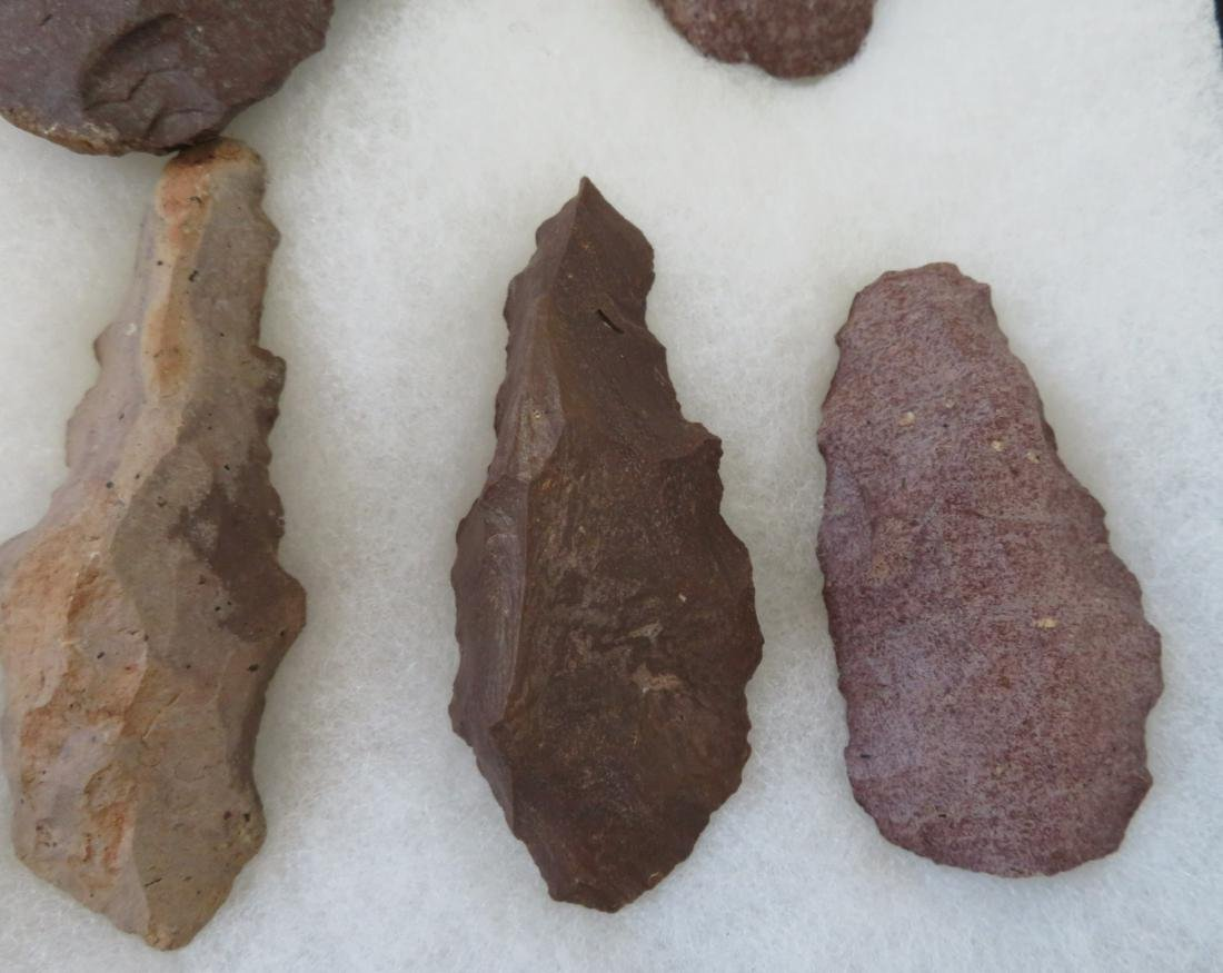 Collection of Paleo Tools - 4