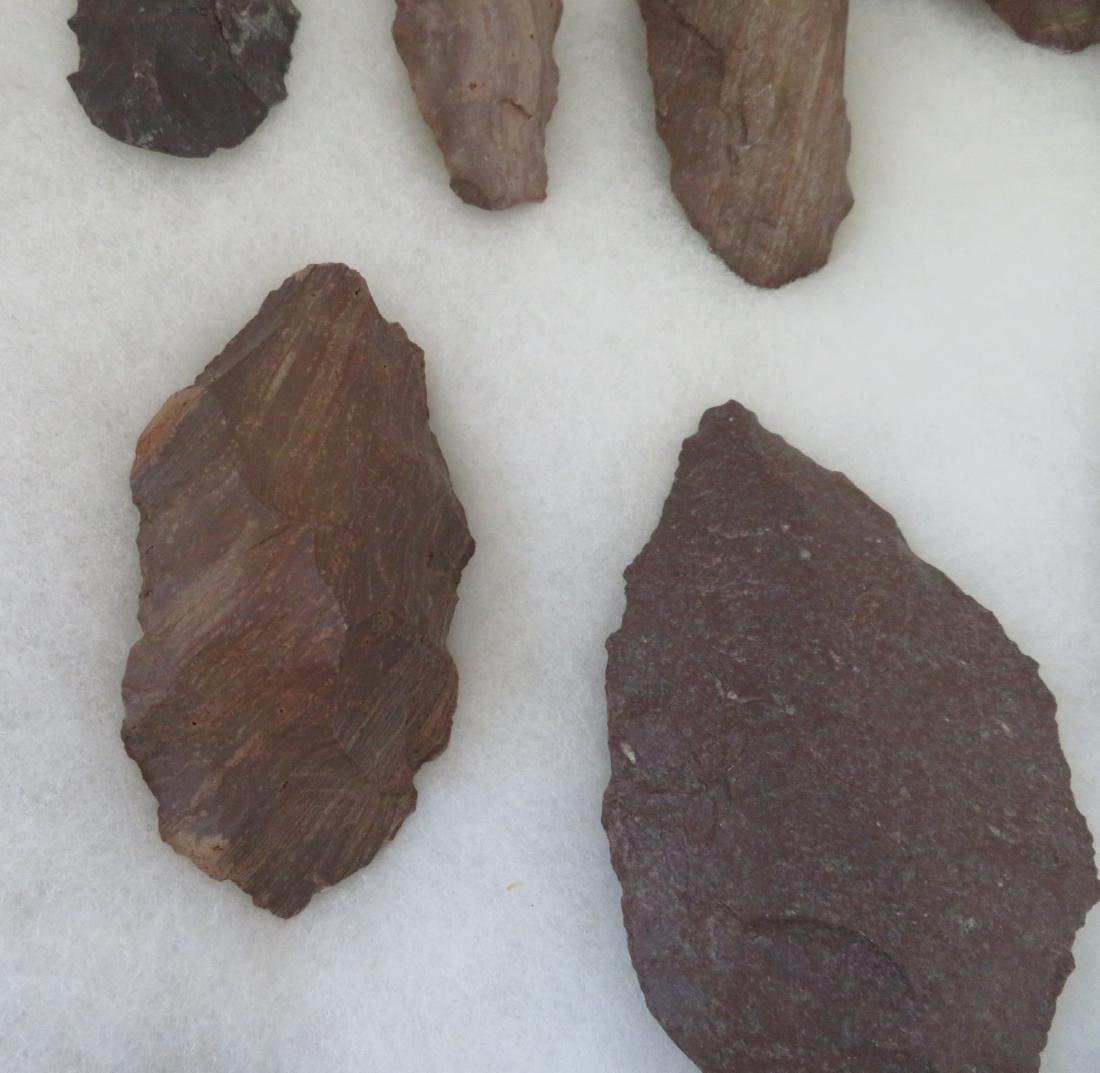 Collection of Paleo Tools - 6