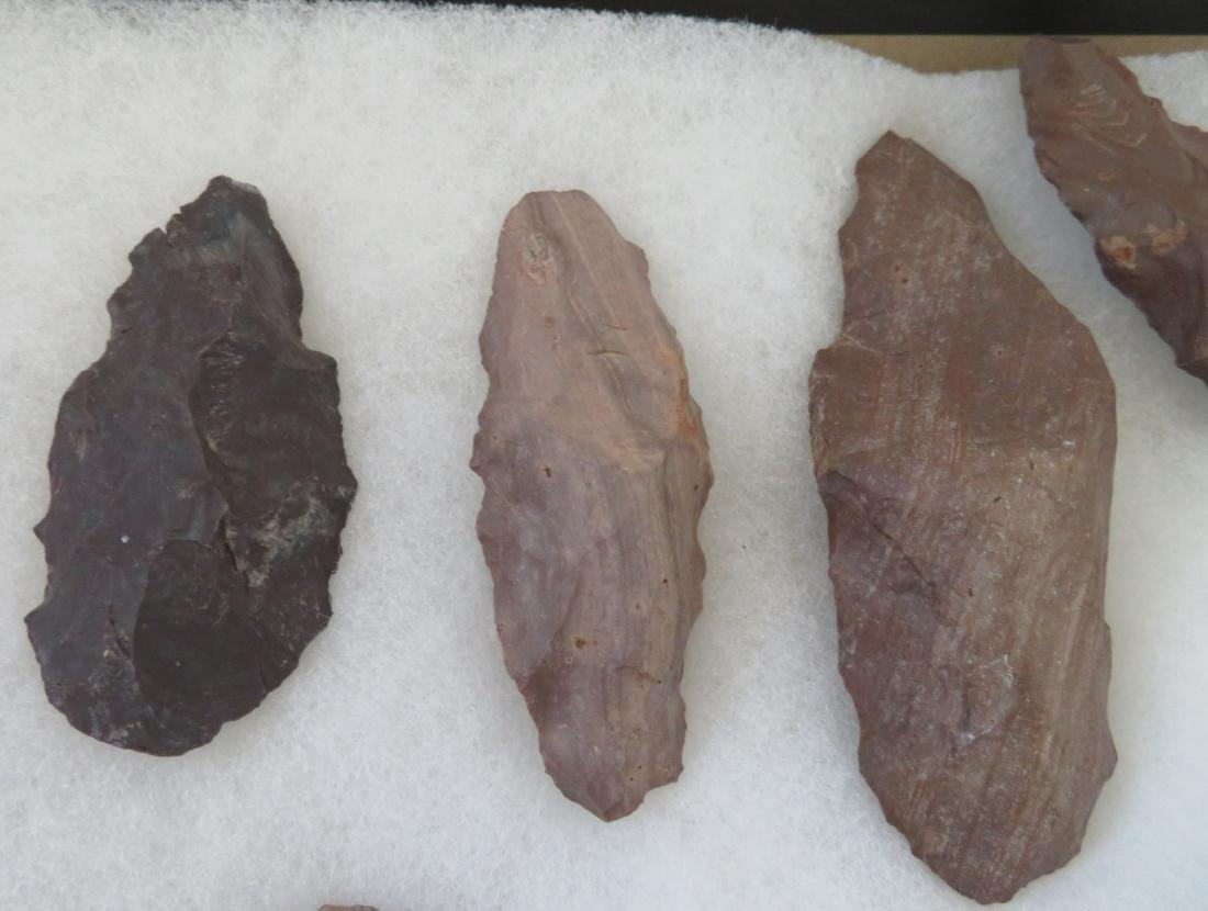 Collection of Paleo Tools - 9