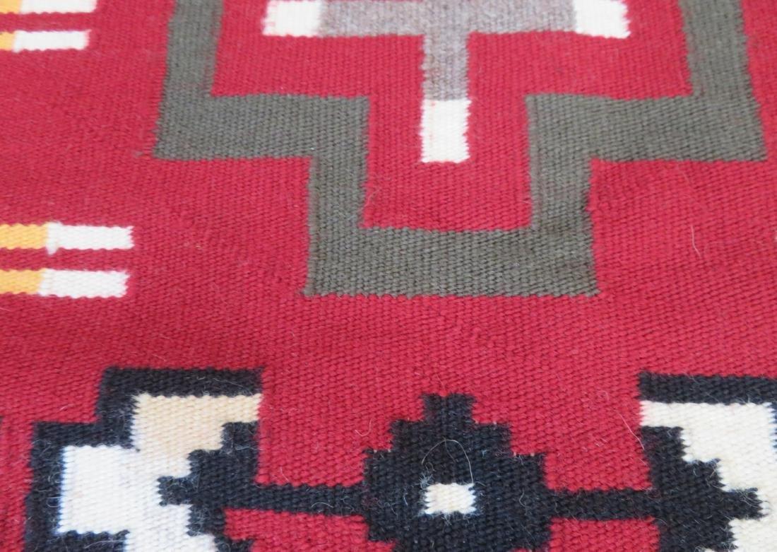 Navajo Ganado Weaving - 6