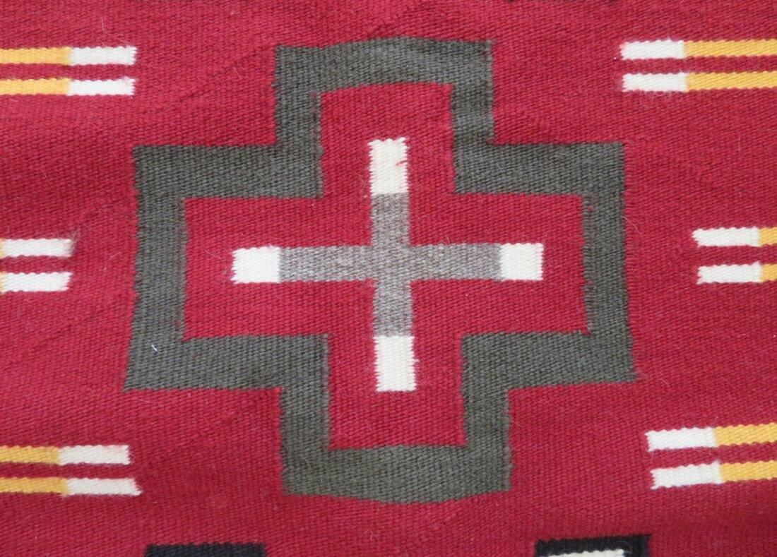 Navajo Ganado Weaving - 9