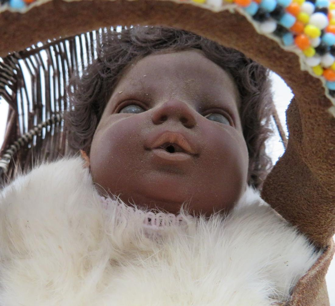 California Doll Cradleboard - 4
