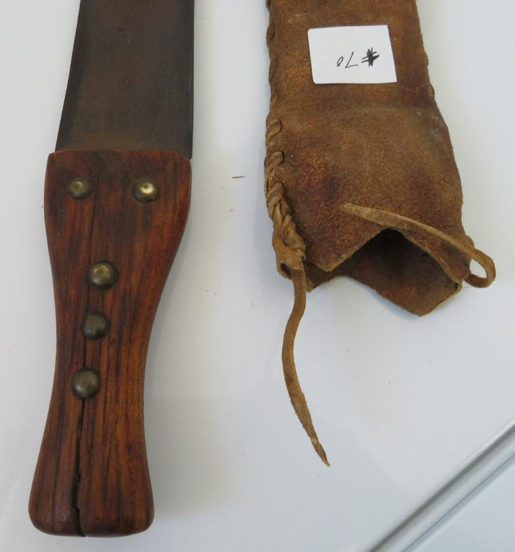 Indian Wars Dag Knife - 2
