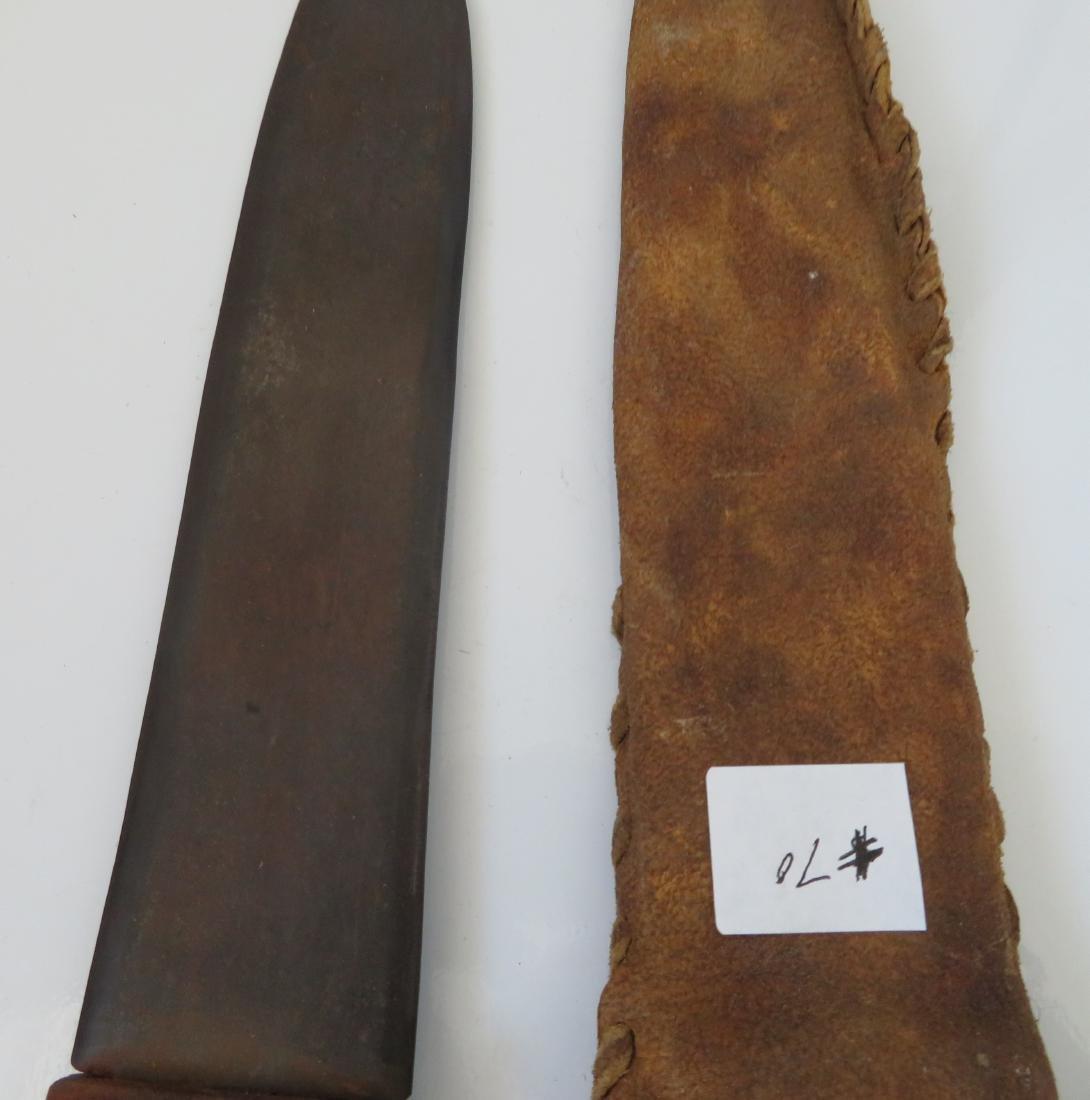 Indian Wars Dag Knife - 4
