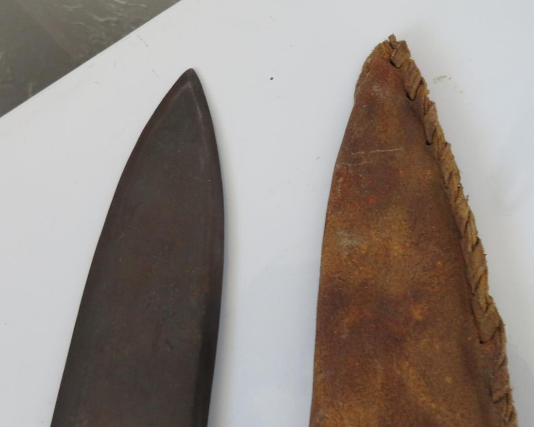 Indian Wars Dag Knife - 5