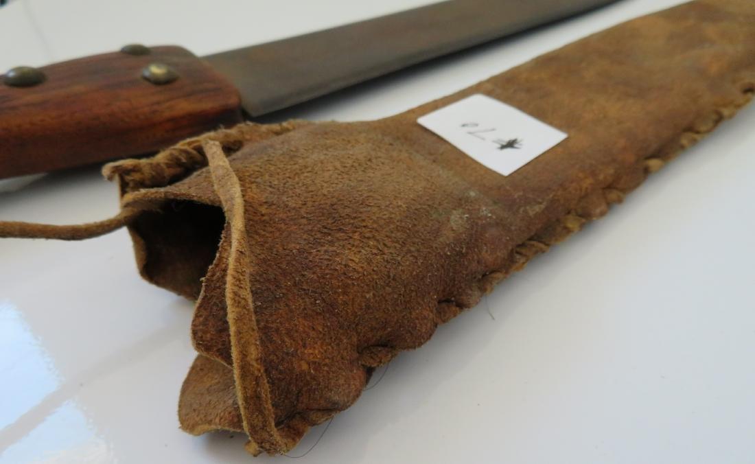 Indian Wars Dag Knife - 6