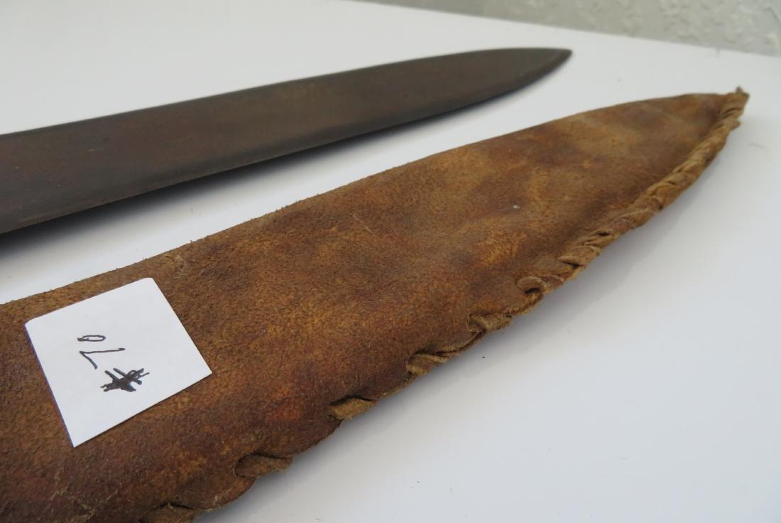 Indian Wars Dag Knife - 7