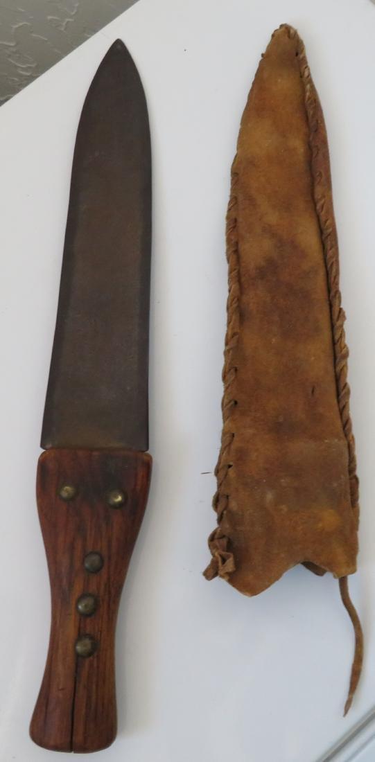 Indian Wars Dag Knife - 8