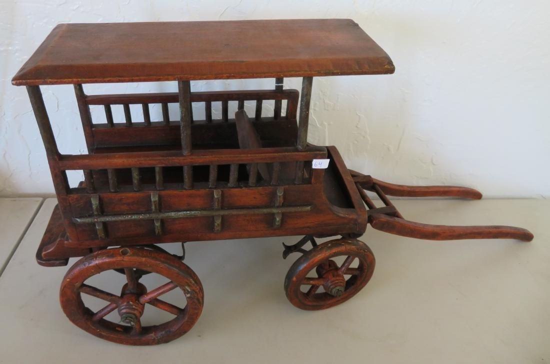 U.S. Toy Wagon