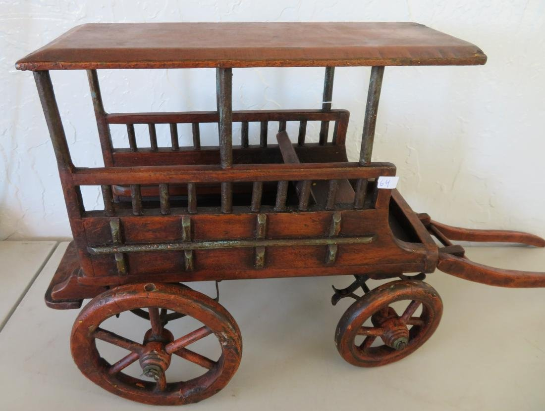 U.S. Toy Wagon - 8