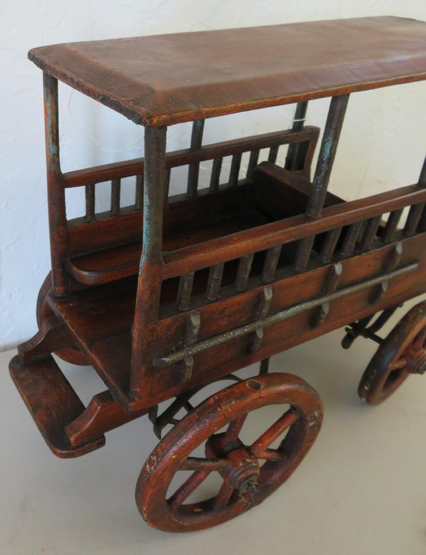 U.S. Toy Wagon - 9