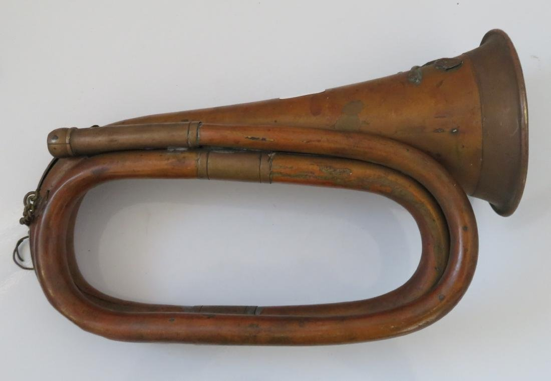"""""""Custer's Last Stand"""" Trumpet"""