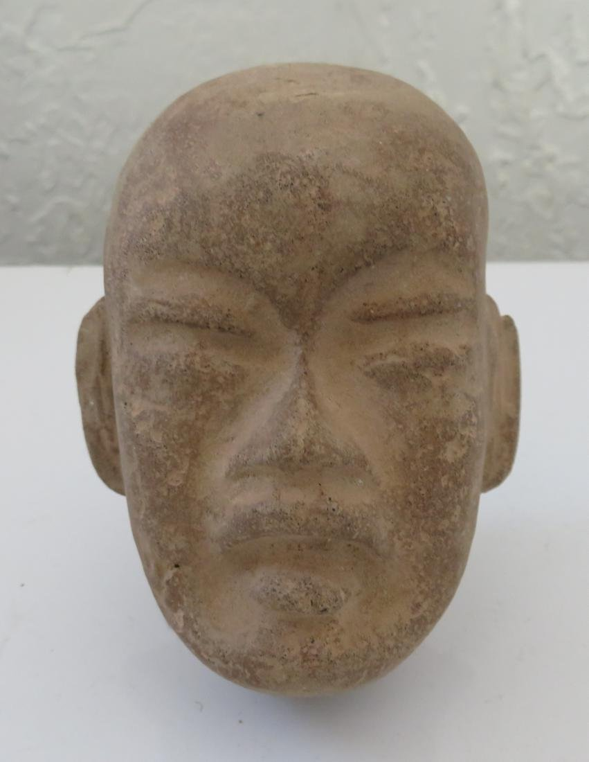 Authentic Olmec Baby Head