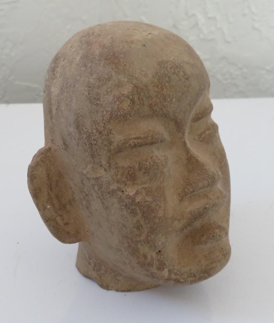 Authentic Olmec Baby Head - 2