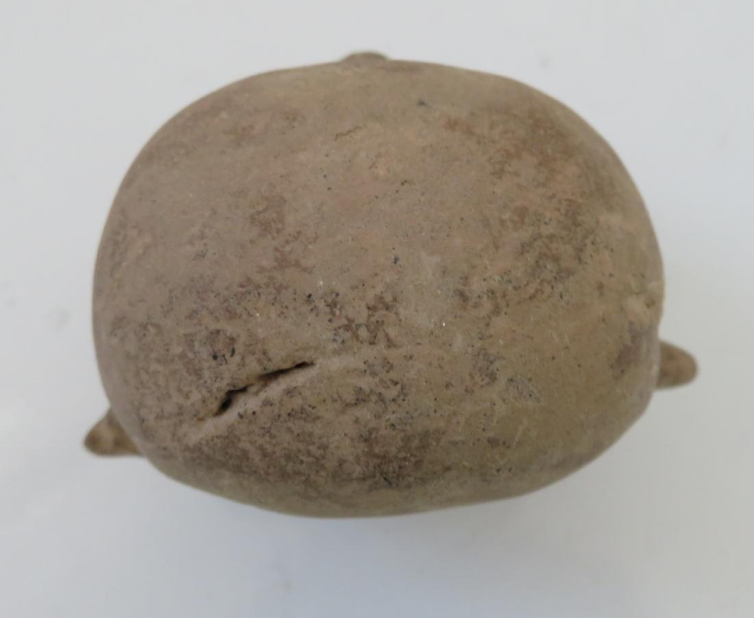 Authentic Olmec Baby Head - 5
