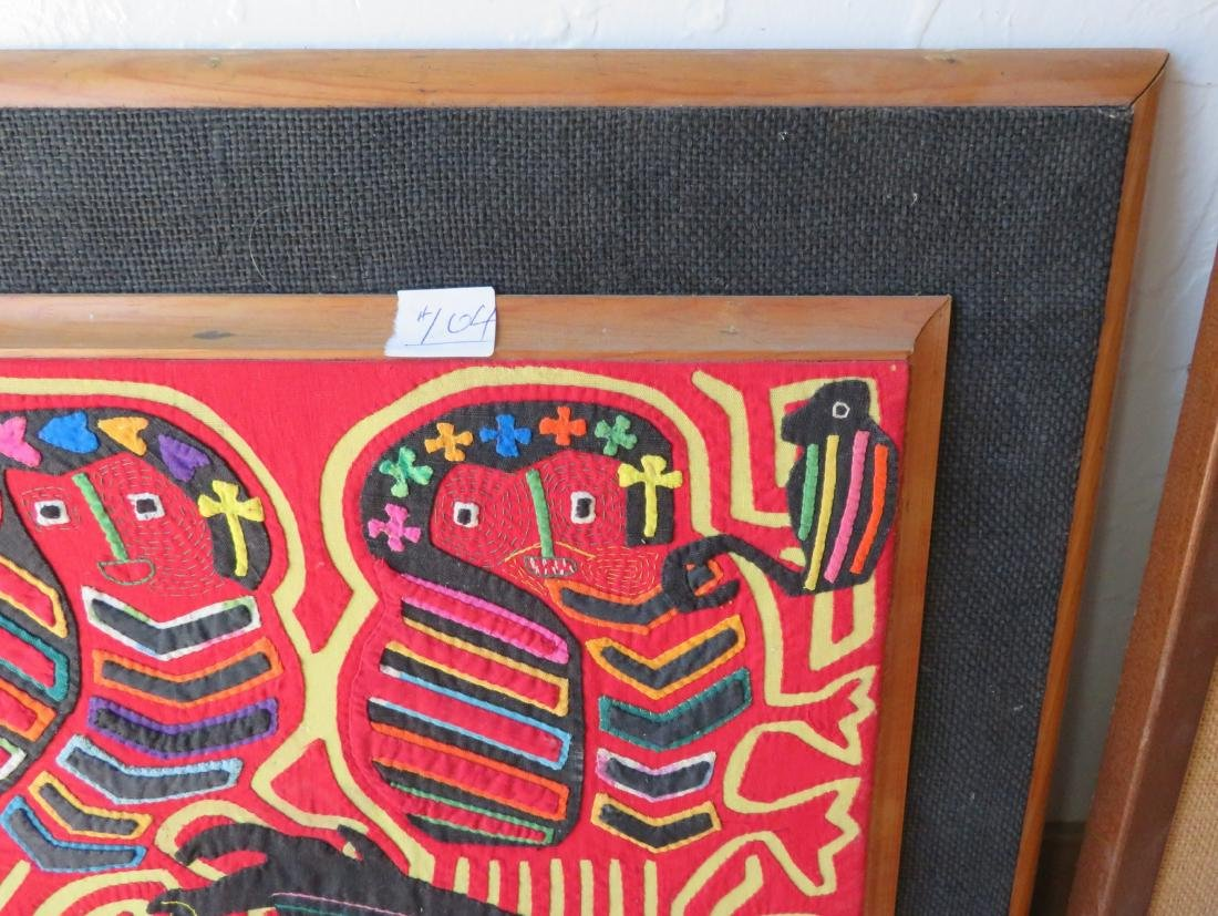 2 Colorful Molas - 5