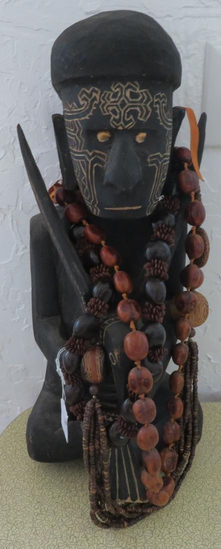 Solomon Islands Carving