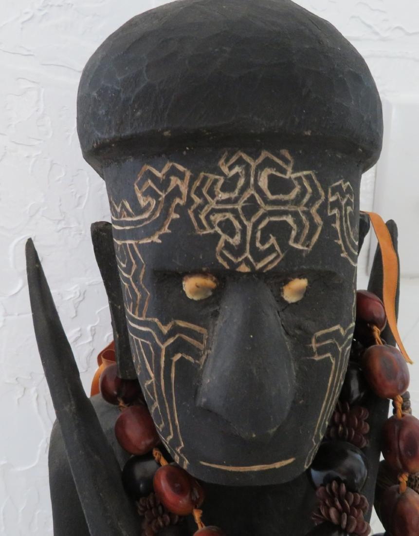 Solomon Islands Carving - 2